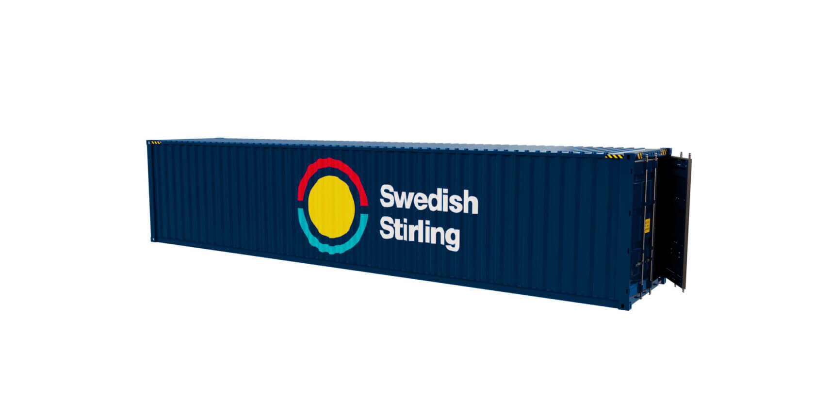 SwedishSterling container